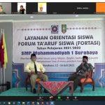 Forum Taaruf Siswa Daring